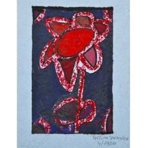 Bold-Red-Flower-Painting