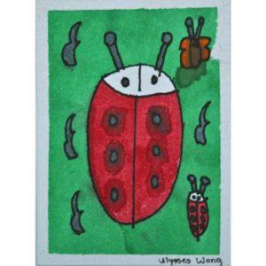 Ladybug-Buddies-Painting