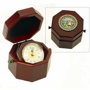 State-Seal-Captain's-Clock