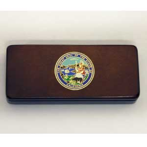State-Seal-Pen-Box