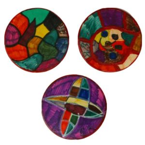Colorful-Coaster-Set