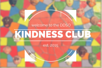 Kindness Club Graphic