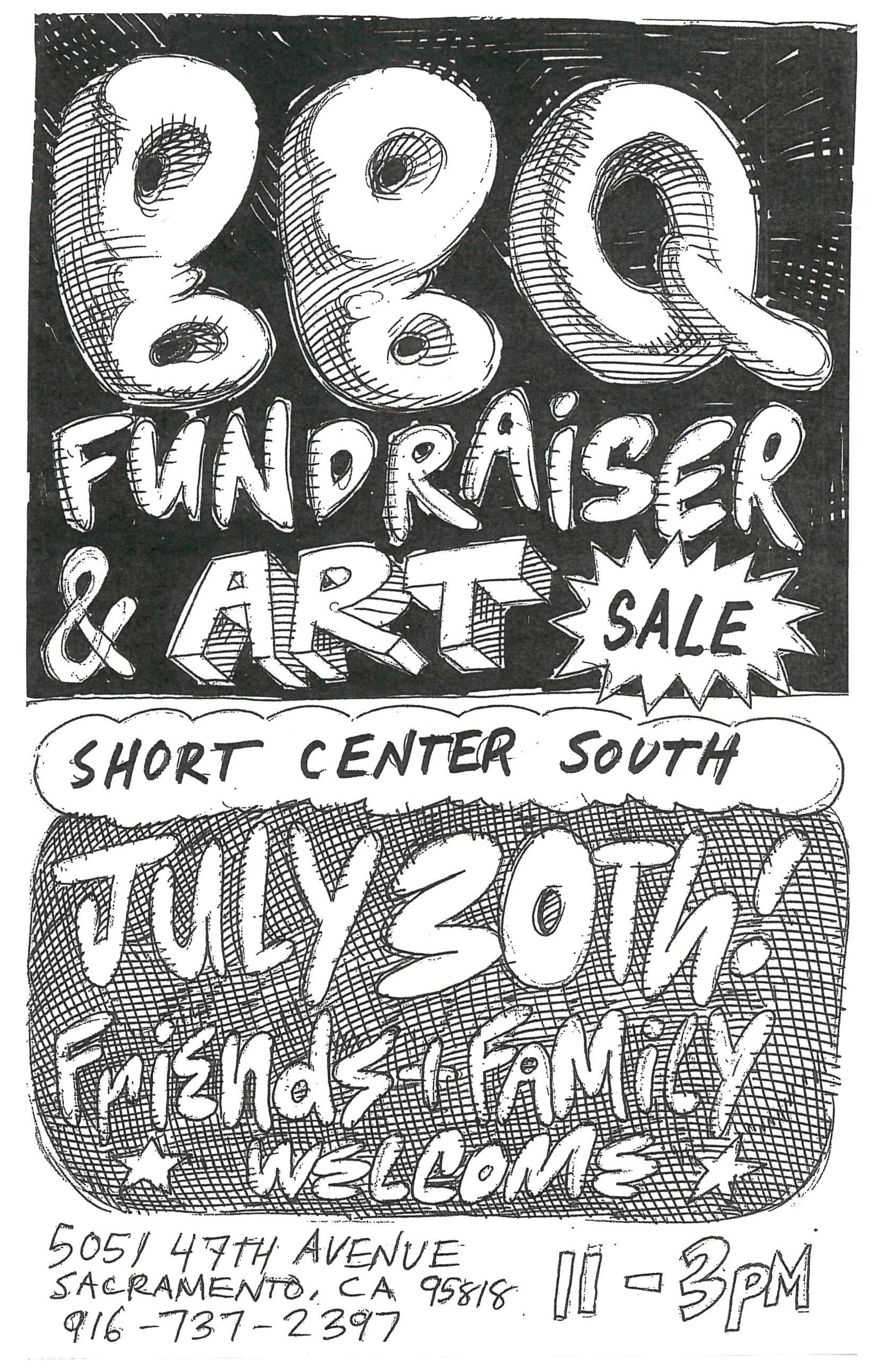 SCS BBQ & Art Sale 2016