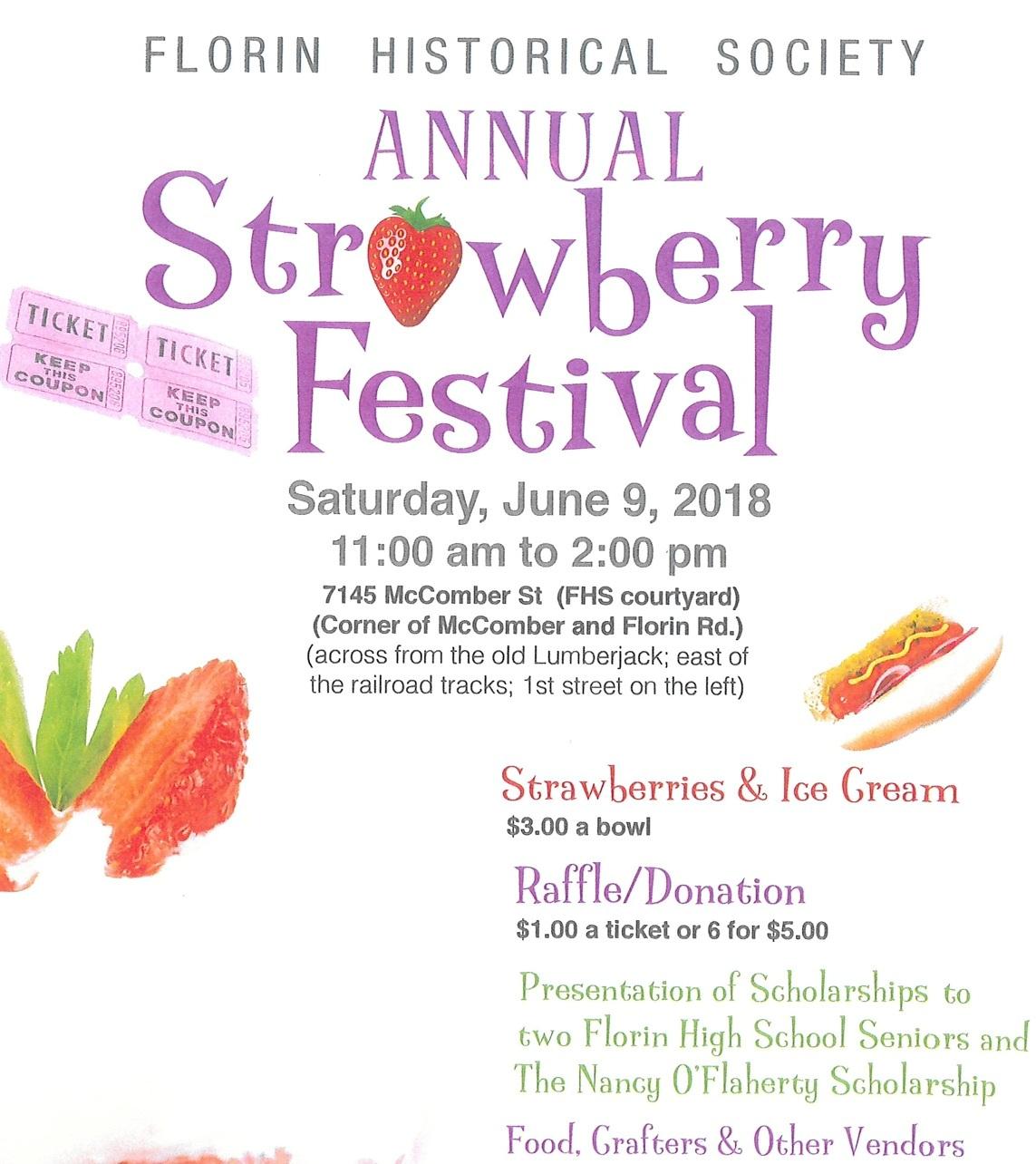 SCS Strawberry Fest
