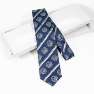 State of California Silk Tie