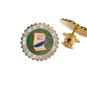 Senate Seal Lapel Pin