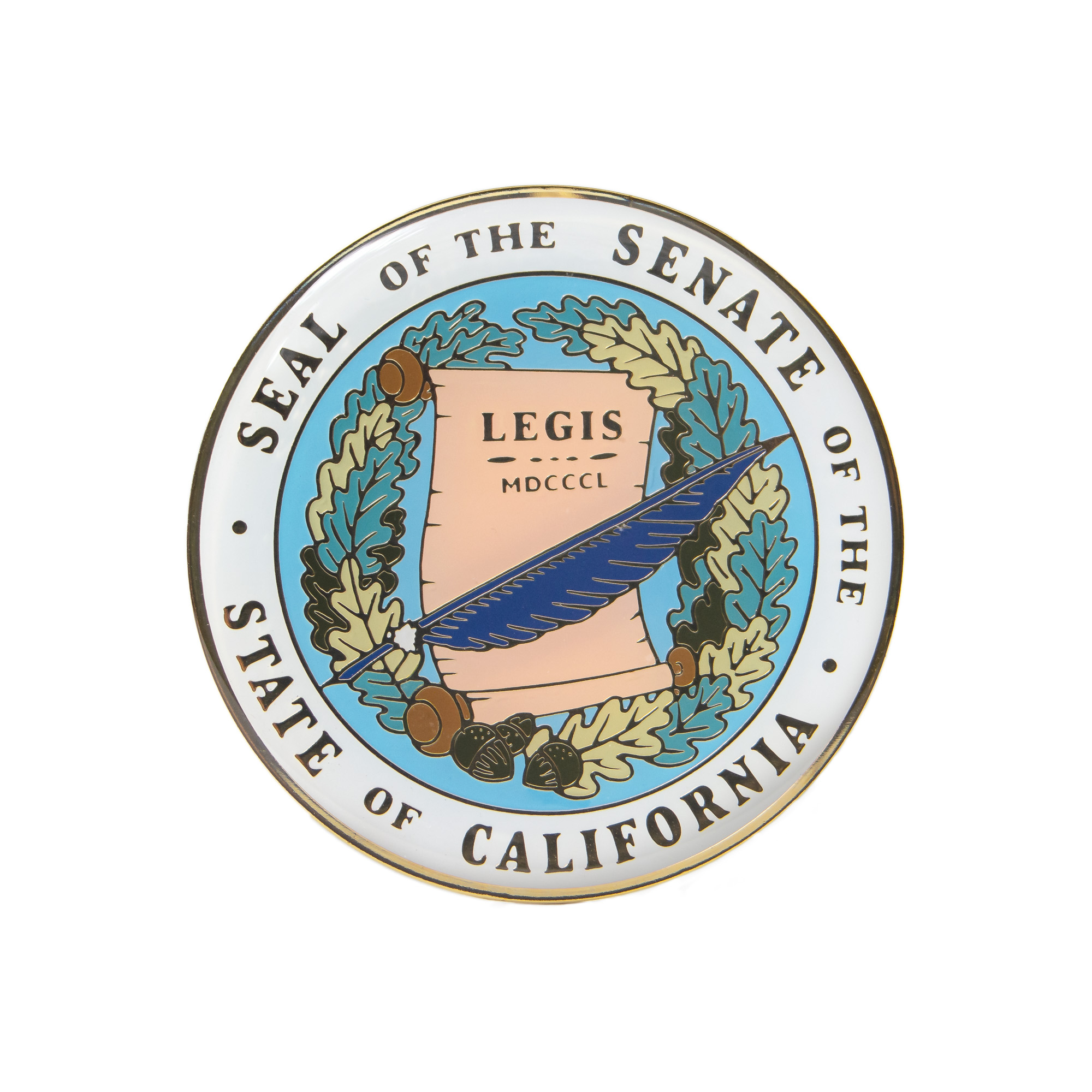 The State Senate Seal