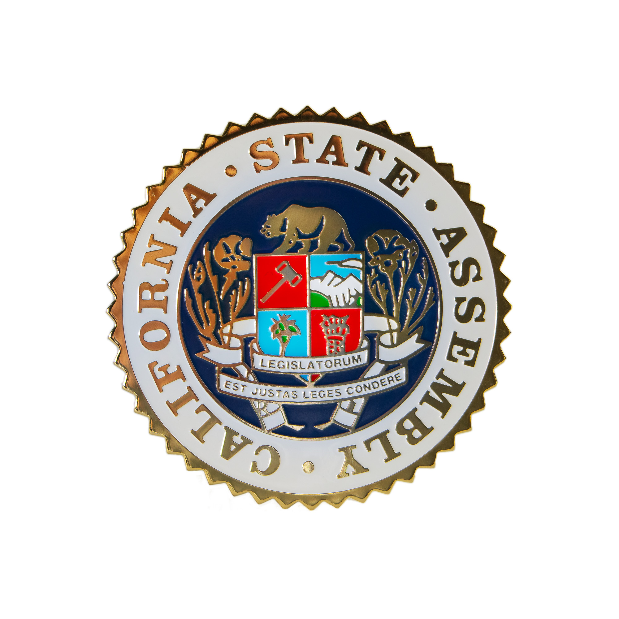 The State Assembly Seal